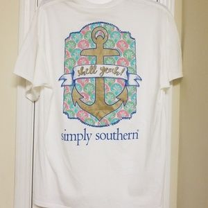 New Simply Southern Tee